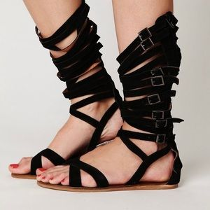 Jefferey Campbell Gladiator sandals